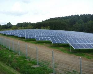 Dietzhölztal-Ewersbach, Solarpark (899 kWp)