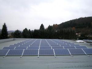 Biedenkopf, Lagerhalle (30 kWp)