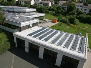 Dautphetal-Buchenau, Feuerwehrgerätehaus (41 kWp)