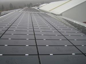 Battenberg-Laisa, Fertigungs- und Lagerhalle (203 kWp)