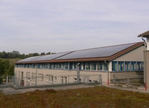 Cölbe-Schönstadt, Hofgut Wohn- + Arbeitsgebäude (57 kWp)