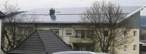 Haiger, Mehrfamilienhaus (45 kWp)