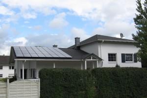 Dautphetal-Friedensdorf, Wohnhaus (6,0 kWp)