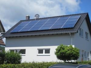 Biedenkopf-Wallau, Wohnhaus (6,1 kWp)