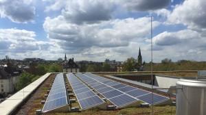 Gießen, Rathaus (29,2 kWp)