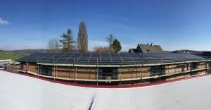 Dautphetal-Friedensorf, Lager (29,2 kWp)