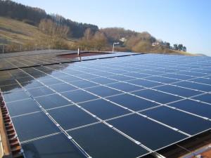 Dillenburg, Fertigungshalle (30 (kWp)