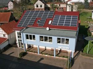 Dautphetal-Silberg, Dorfgemeinschaftshaus (8 kWp)