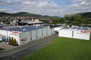 Dillenburg-Frohnhausen, Fertigungs- und Lagerhalle (59 kWp)