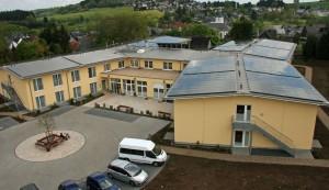 """Driedorf, Pflegeheim """"Haus des Lebens"""" (97 kWp)"""