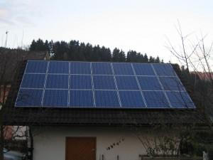 Burbach, Wohnhaus (3,5 kWp)