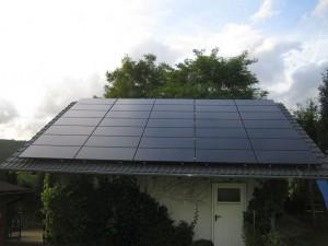Steffenberg, Wohnhaus (7,7 kWp)