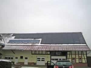 Wetter, Hofreite (18,5 kWp)