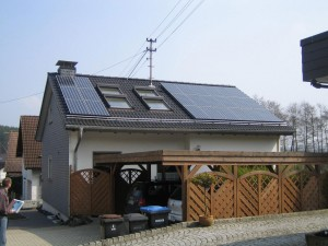 Siegen, Wohnhaus (5,5 kWp)