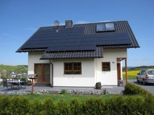 Bad Berleburg-Sassenhausen, Wohnhaus (6,6 kWp)