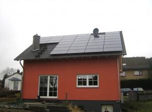 Kombach, Wohnhaus (6,0 kWp)