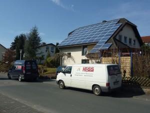 Eschenburg-Wissenbach, Wohnhaus (12,0 kWp)