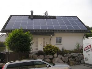 Dillenburg-Donsbach, Wohnhaus (8,0 kWp)