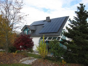 Gladenbach, Wohnhaus (8,5 kWp)