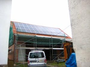 Frankenberg-Geismar,Wohnhaus (9,9 kWp)