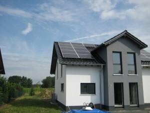Stadtallendorf-Schweinsberg,Wohnhaus (5,3 kWp)