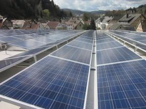 Gladenbach, Einkaufsmarkt (224,4 kWp)
